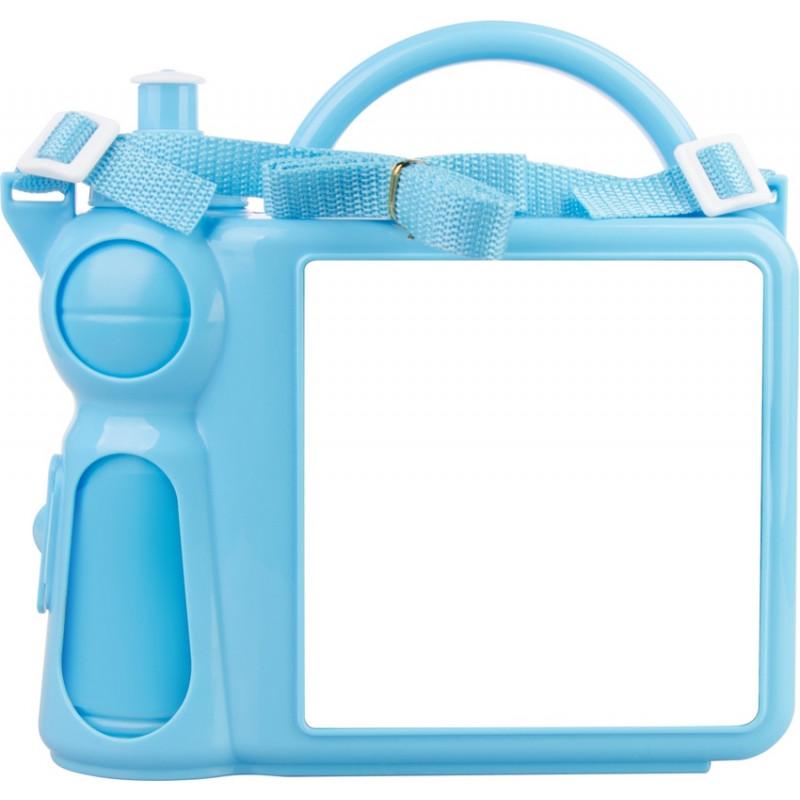 0239ba3d5 Lancheira de Plástico Azul Bebê para Sublimação