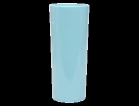 Copo Long Drink Azul Claro 350 ml Caixa C/ 100 Unidades