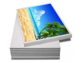 Papel Fotografico A4 Glossy Brilhante 135g 100 Folhas
