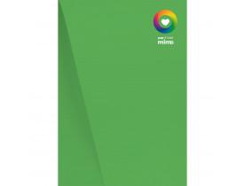 Papel Color Pop Verde Salada - A4 - 180 g - 05 fls