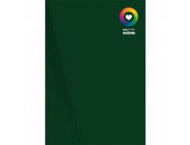 Papel Color Pop Verde Oliva - A4 - 180 g - 05 fls