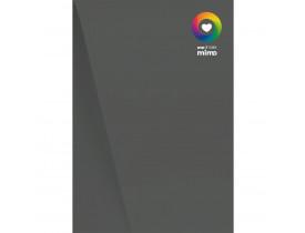 Papel Color Pop Cinza Lua - A4 - 180 g - 05 fls