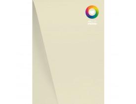 Papel Color Pop Creme Baunilha - A4 - 180 g - 05 fls
