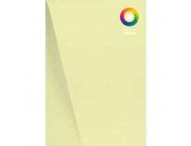 Papel Color Pop Amarelo Candy  - A4 - 180 g - 05 fls