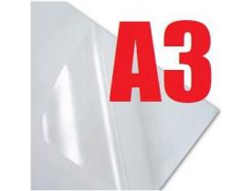 Vinil Adesivo Sublimático Transparente A3