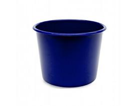 Balde de Pipoca 1,5 litros Azul Escuro Para Personalizar