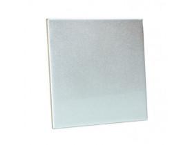 Azulejo Prata Para Sublimação 20x20cm