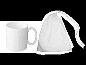 Bag Embalagem de Tecido Sublimático para Caneca