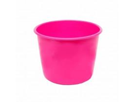 Balde de Pipoca 1,5 litros Rosa Pink Para Personalizar