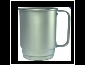 Caneca de Aluminio Para Sublimação 380ml
