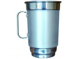 Caneca em Aluminio Para Sublimação 750 ml