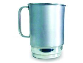 Caneca em Aluminio Para Sublimação 550 ml