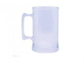 Caneca Acrilica Transparente 300 ml Caixa C/ 100 Unidades