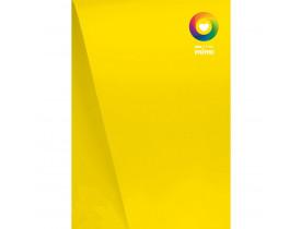 Papel Color Pop Amarelo Sol - A4 - 180 g - 05 fls