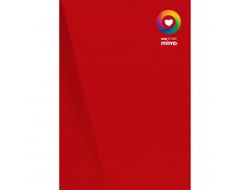 Papel Color Pop Vermelho Puro - A4 - 180 g - 05 fls