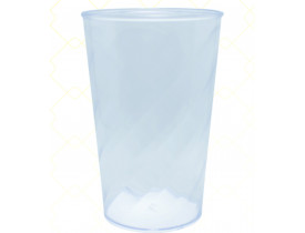 Copo Twister Transparente 480ml