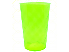 Copo Twister Verde Neon 480ml