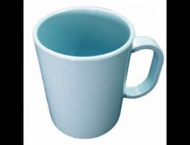 Caneca de Polímero Azul para Sublimação