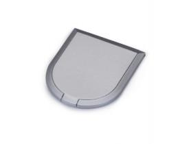 Espelho Plástico Duplo SEM AUMENTO para personalizar - UNIDADE