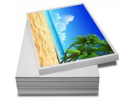 Papel Fotografico A4 Glossy Brilhante 230g - 20 Folhas