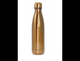 Garrafa Térmica em Aço Inox Bronze - 500ml Para Sublimação