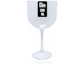 TAÇA GIN 580ML TRANSPARENTE