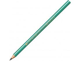 Lápis Evolution N° 2 Redondo Resina/Flexível Preto BIC