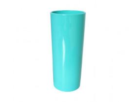 Copo Long Drink Azul Tiffany 350 ml - UNIDADE