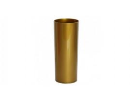 Copo Long Drink Dourado 350 ml Caixa C/ 100 Unidades