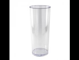 Copo Long Drink Transparente 350 ml  Caixa C/ 100 Unidades