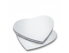 Mouse Pad Coração Para Sublimação