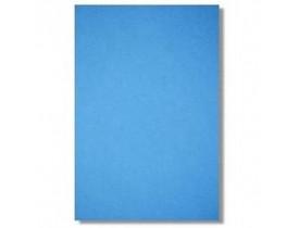 100 Folhas Papel Sublimatico Fundo Azul A4