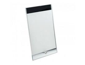 Porta Retrato de Vidro Espelhado Para Sublimação