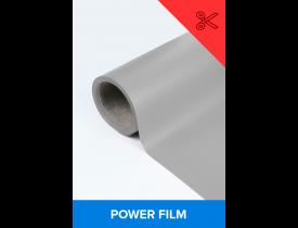POWER FILM V3 PRATA - 1 METRO