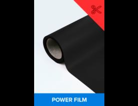 POWER FILM V3 PRETO - 1 METRO