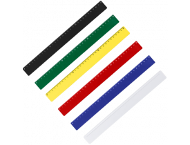 Régua Plástica 30cm - UNIDADE