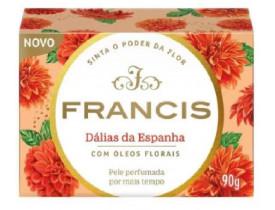 Sabonete Francis Luxo Dálias da Espanha 90g