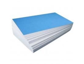 500 Folhas Papel Sublimatico Fundo Azul A3